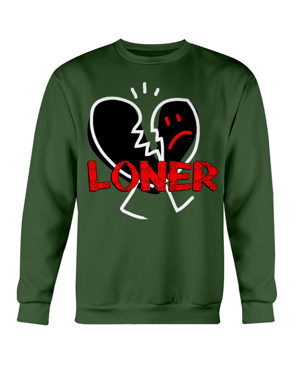Men's Walking Loner Black - Lone Space Ranger