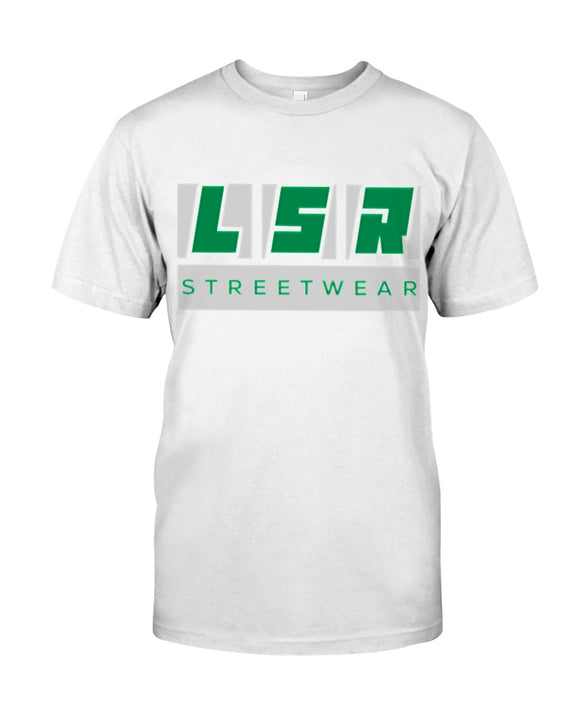 LSR Pine Green White - Lone Space Ranger