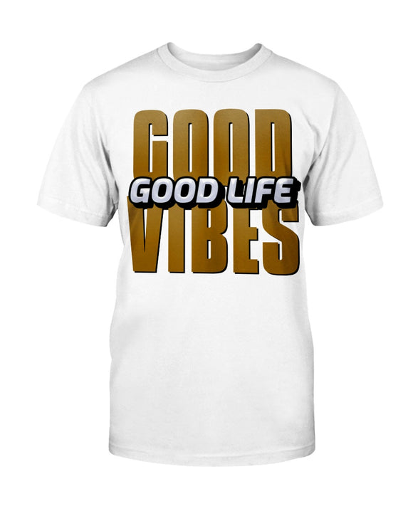 Men's Good Vibes Good Life - Lone Space Ranger