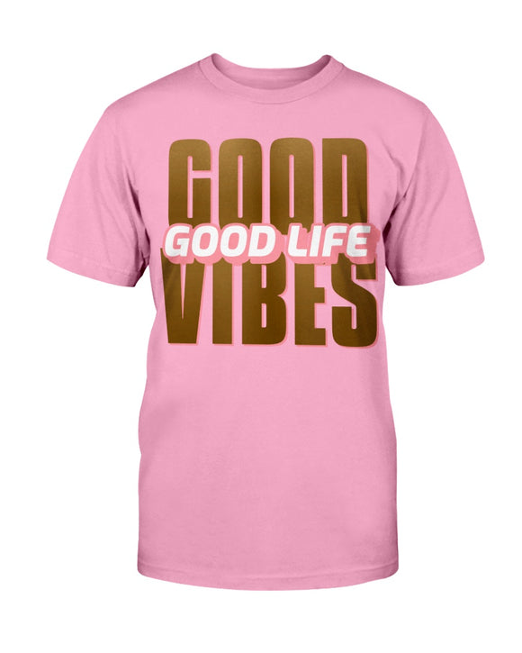Men's Good Vibes Good Life Retro 13 New Year - Lone Space Ranger