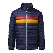 M's Fuego Hoodless Down Jacket