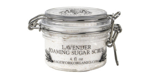 Foaming Sugar Scrub - 6 count