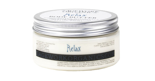 Relax Body Butter 6 count