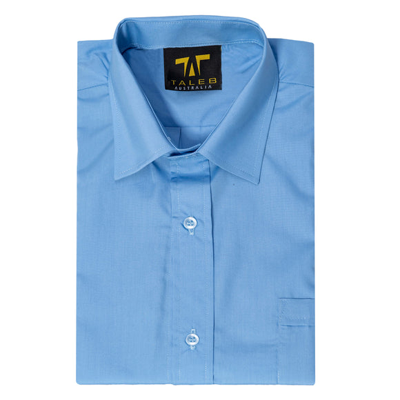 SMCC Y7-9 Short Sleeve Blue Shirt