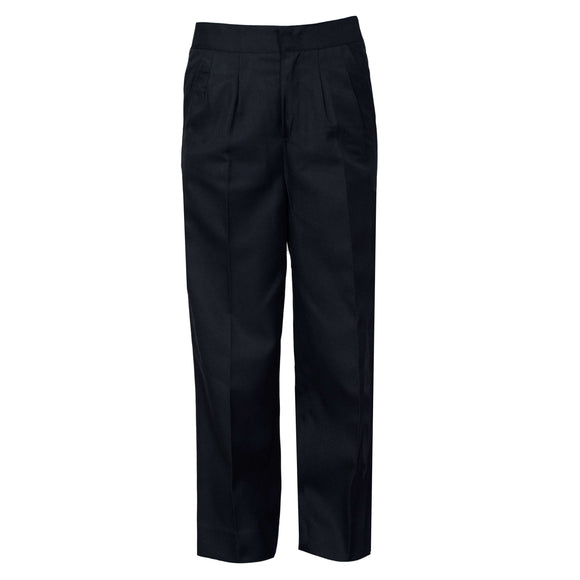 SMCC/MCR Navy Pleated Trouser