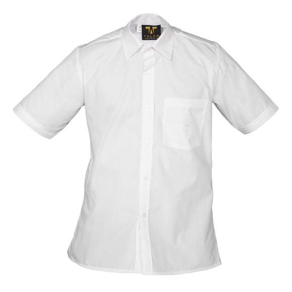 SMCC Y10-12 Short Sleeve White Shirt