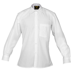 SMCC Y10-12 White Long Sleeve Shirt