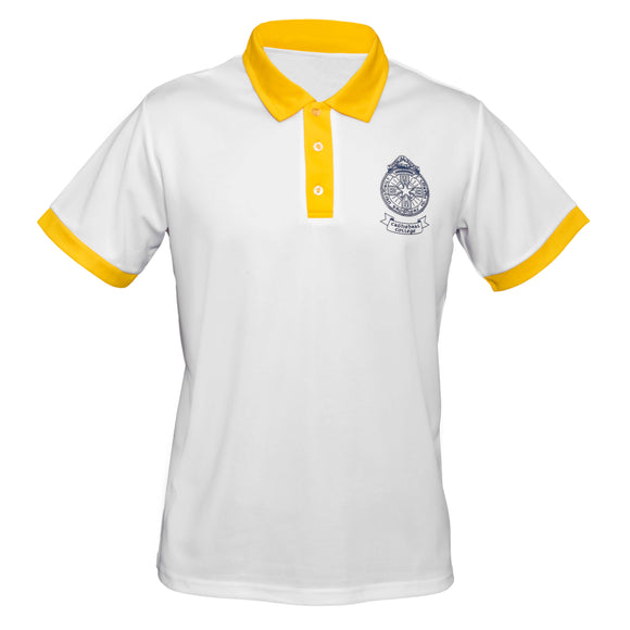 SMCC Polo Yellow