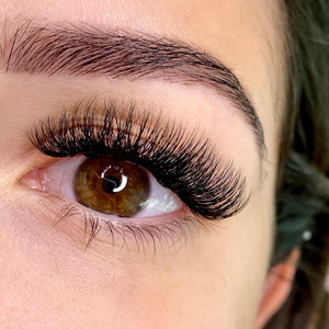 Combo Lash Extensions Course (Classic + Volume)