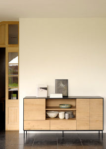 Oak Blackbird sideboard III