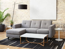 Solo 2 Piece Sectional with Chaise