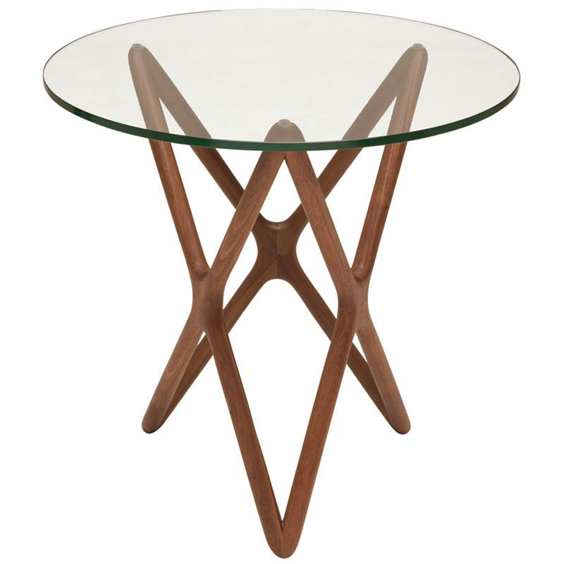 NUEVO star living room side tables