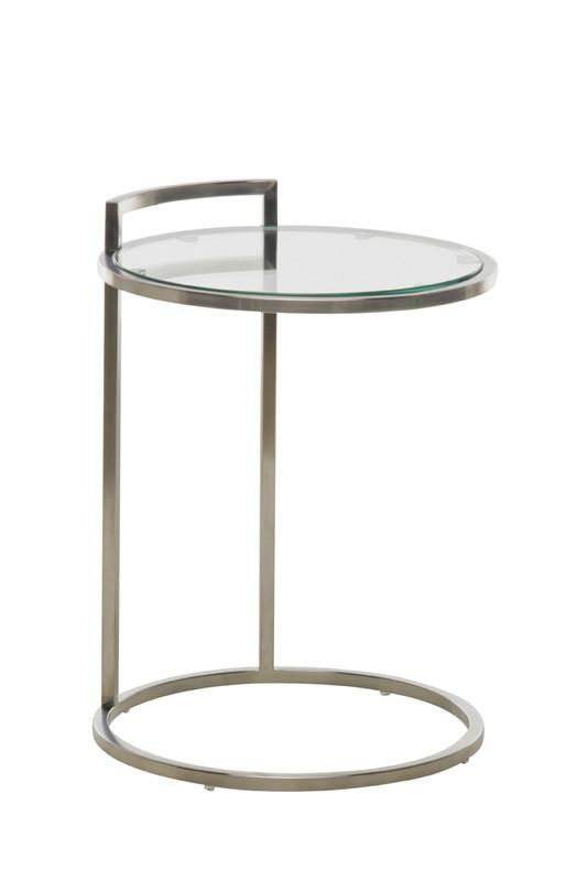 NUEVO lily living room side tables