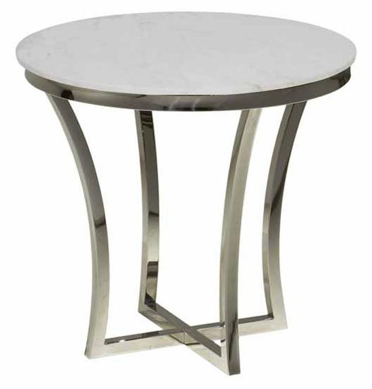 NUEVO aurora living room side tables