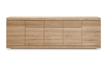 Oak Burger sideboard II