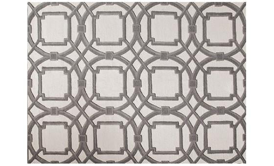 accent in style with the arabesque rug from attica