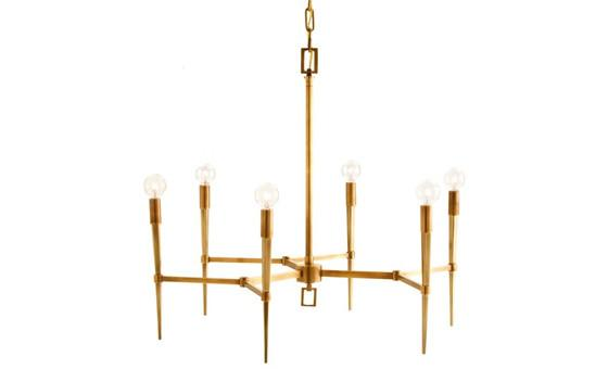 illuminate your style with the auburn chandelier from attica