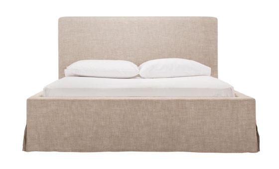 B2C Slipcover Bed