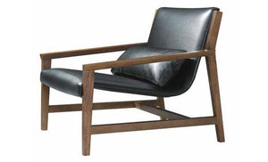 relax in style in the bethany lounge chair