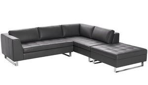 relax in style with the brady sectional from attica