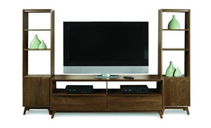 entertain in style with the catalina media stand from attica