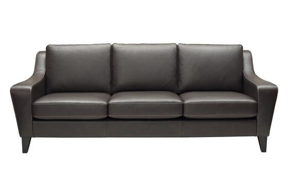 relax in style with the darcy leather sofa from attica