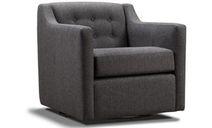 relax in style with the giro swivel chair from attica