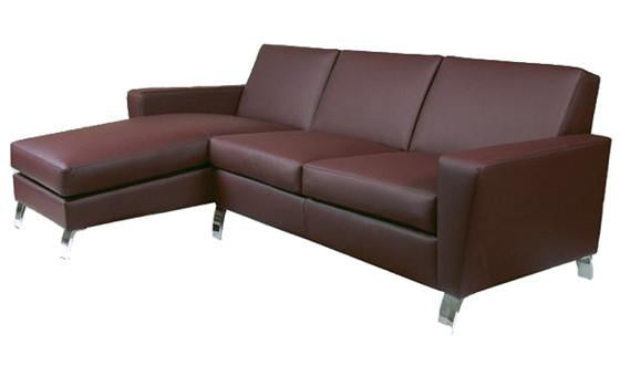 relax in style in the hughes sectional from attica
