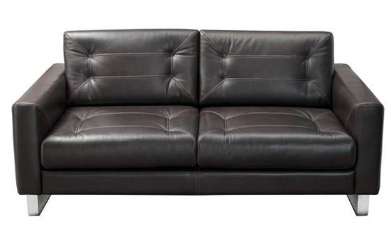 live in style with the jordan leather sofa from attica