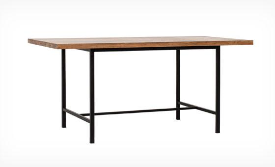 Kendall Walnut Dining Table
