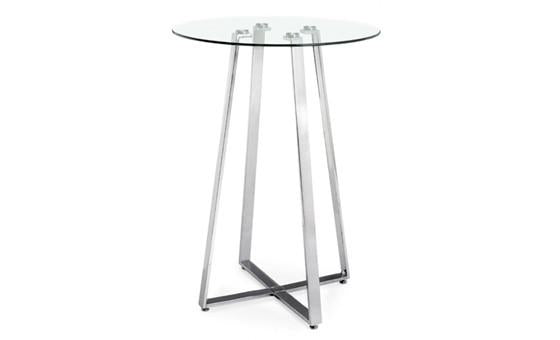 dine in style with the lemon drop bar table from attica
