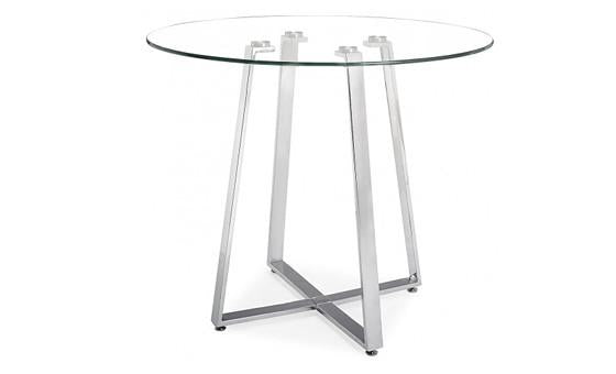 dine in style with the lemon drop counter table from attica