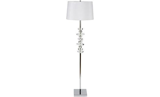 illuminate your style with the london floor lamp from attica