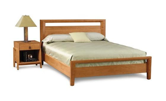 dream in style in the mansfield bed from attica