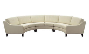 relax in style with the marilyn leather sectional from attica