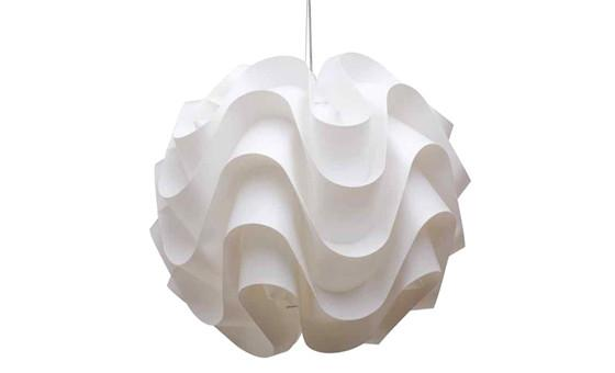 light up in style with the meringue pendant from attica