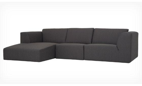 Morten 3-piece Sectional Sofa with Chaise