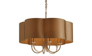 illuminate your style with the rittenhouse chandelier from attica