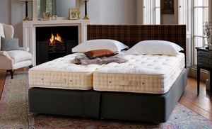 the shetland superb mattress by vi-spring; handmade like no other