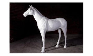 decorate in style with the standing horse sculpture from attica