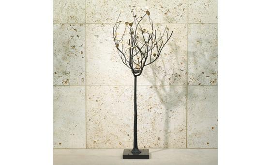 decorate in style with the tree sculpture from attica