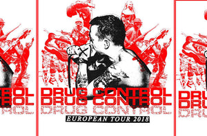 "Drug Control Europe Tour on Lock; New Track ""Decay"" Drops"