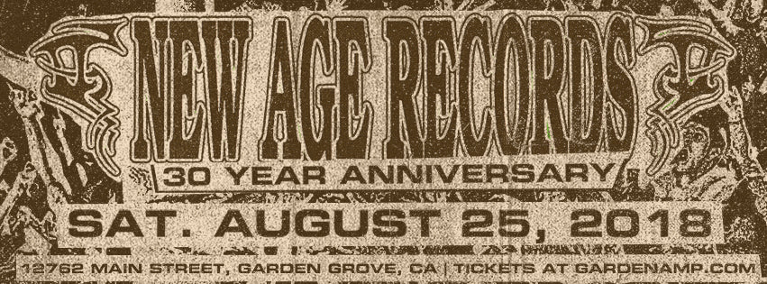 New Age Records Celebrates 30th Anniversary with All-day Fest