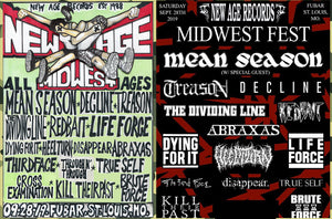 New Age Midwest Show Details Announced
