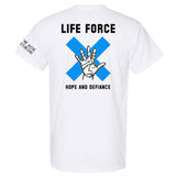Life Force Record Cover T-Shirt