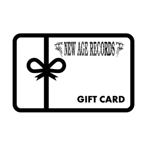 New Age Records Gift Card