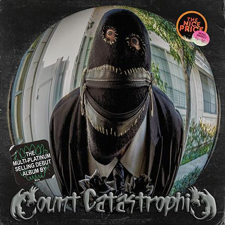 "Count Catastrophic ""The Multi-Platinum Selling Debut Album By"" CD"
