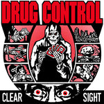 "Drug Control ""Clear Sight"" 7"" EP"