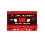 """Actions Over Words"" Benefit Compilation Cassette"