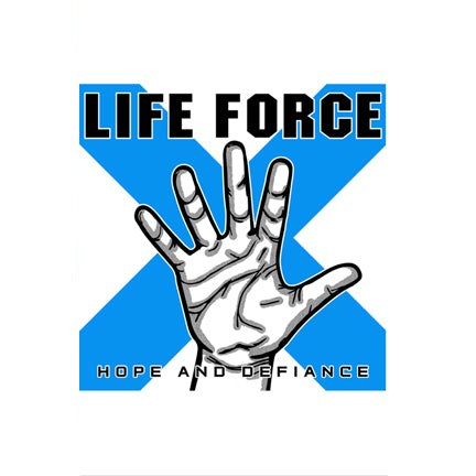 "Life Force ""Hope and Defiance"" Cassette"